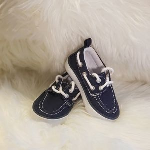Gymboree Boy Boat Shoes size